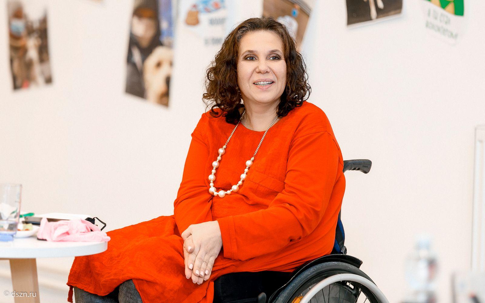 Наталья Присецкая, руководитель общественной организации «Катюша»