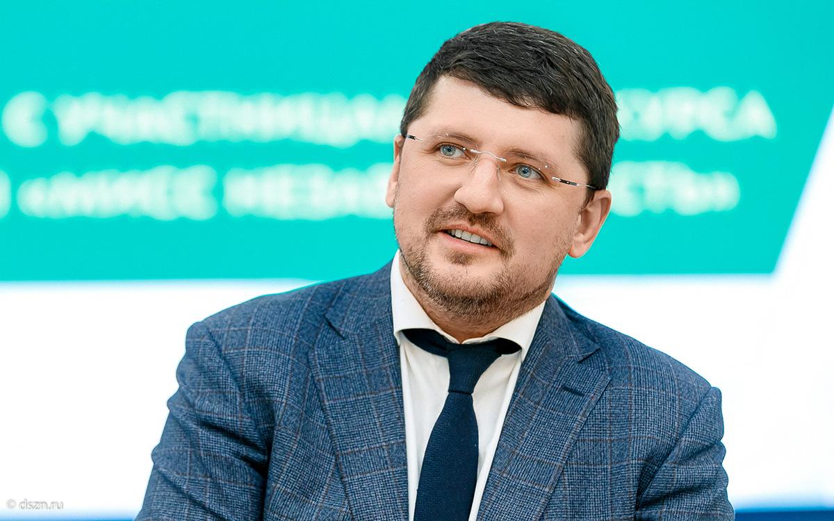 Евгений Стружак, руководитель ДТСЗН