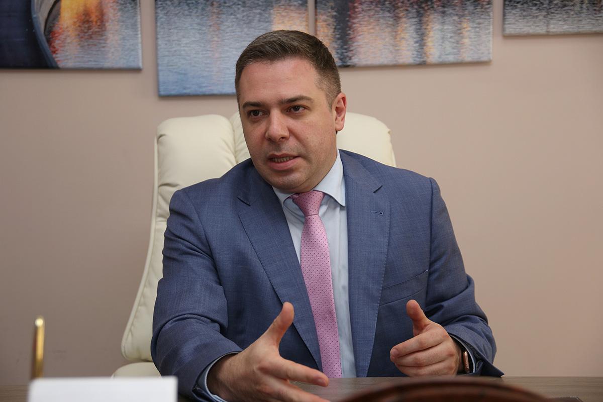 Денис Притыко, директор ЦРИ «Бутово»