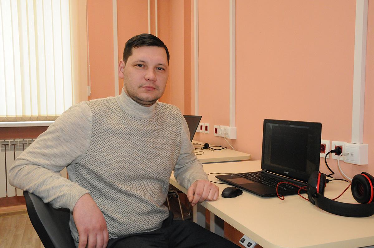 Николай Санжаров, психолог ЦРИ «Бутово»