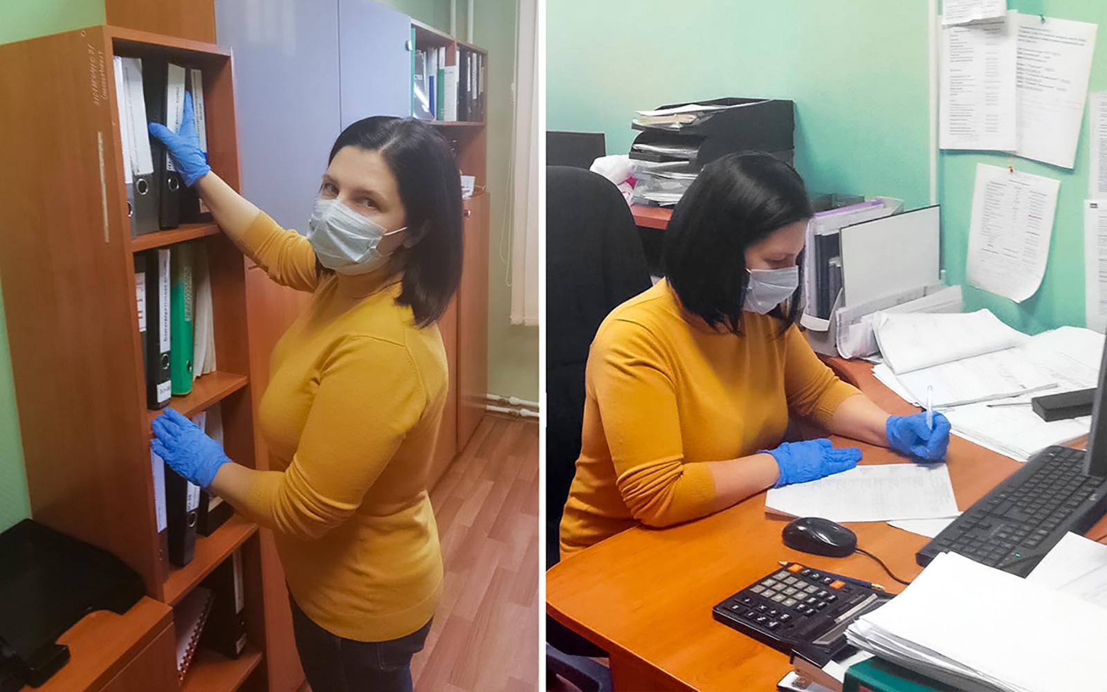 Более десяти лет Елена Геращенко работает соцработником вфилиале «Отрадное» ТЦСО «Бабушкинский»