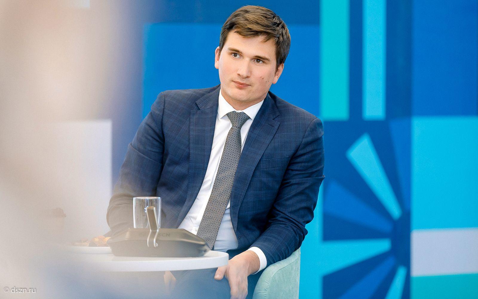 Алексей Володин, заместитель руководителя ДТСЗН